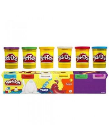Plastilina Play-Doh 6 Culori