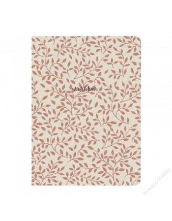 Sketch Book 112 file Floral...
