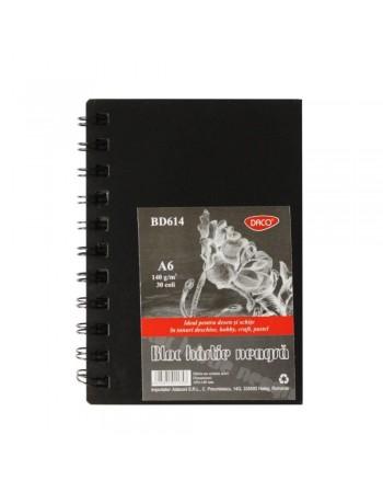 Sketchbook A6 - hartie...