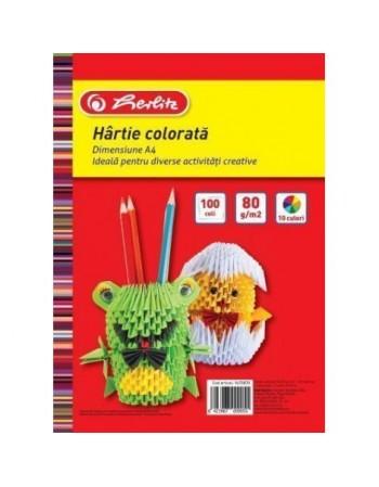 Hartie color A4 80 grame,...