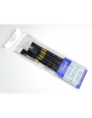 Set de 6 pensule T-brush