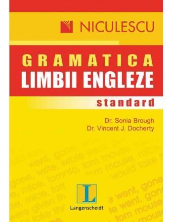 Gramatica standard a limbii...