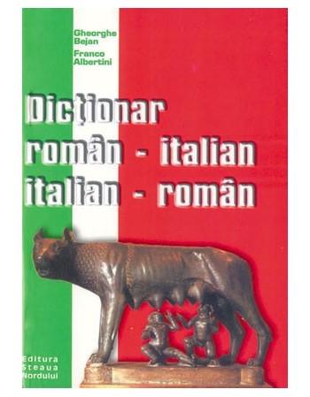 Dictionar Roman Italian / Italian Roman