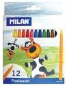 Creion color 12 culori cerat Milan