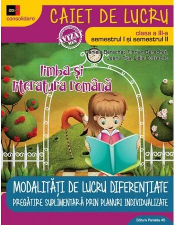 LIMBA ȘI LITERATURA ROMÂNĂ...