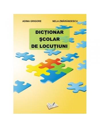 Dictionar şcolar de locutiuni