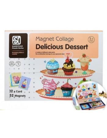 Carte magnetica Desert...
