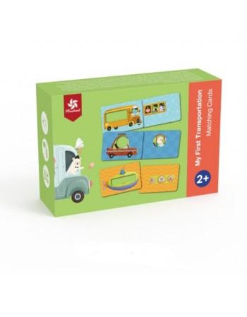 Joc asociere carti – Pinwheel