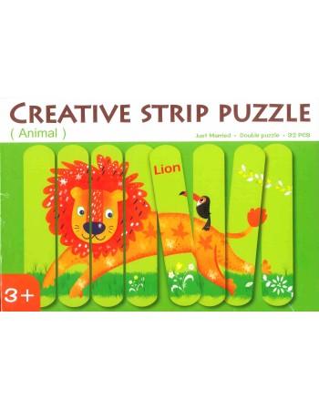 Animale puzzle 32 spatule