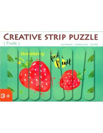 Fructe puzzle 32 spatule