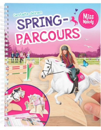 Miss Melody Spring-Parcours...