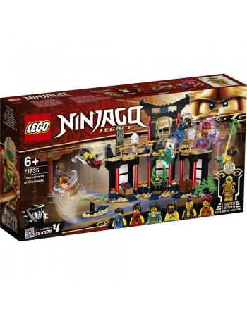 LEGO NINJAGO - Turnirul...