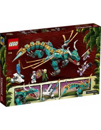 LEGO NINJAGO - Dragon de...