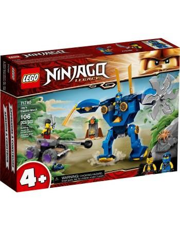 LEGO NINJAGO - Robotul...