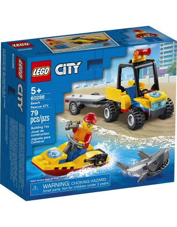 LEGO CITY ATV DE SALVARE PE...