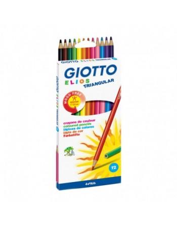 Set 12 creioane colorate...