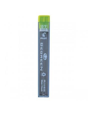 Mina creion mecanic Begreen Pilot HB 0.7mm