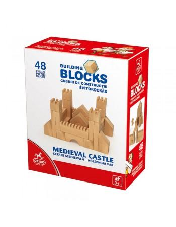 Cetate medievală - cuburi...