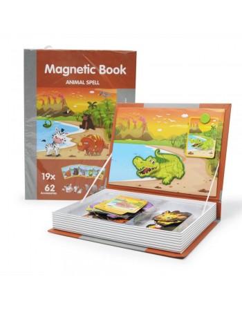 Carte magnetica animale din...