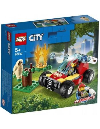 LEGO® City - Incendiu din...