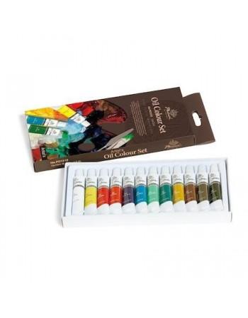 Set 12x12ml culori ulei...