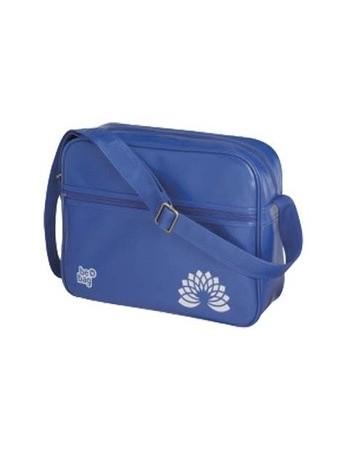 Geanta de umar Be.Bag Messenger Herlitz albastra