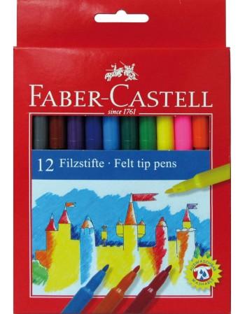 Carioca 12culori Faber-Castell