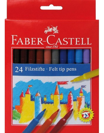 Carioca 24culori Faber-Castell